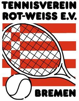 Tennisverein Rot-Weiss e.V. Bremen Retina Logo